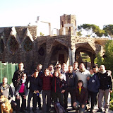 21 de gener de 2012: Colonia Guell 1ª part