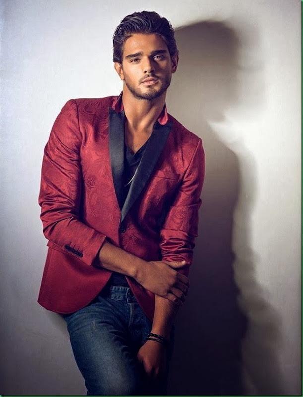 Marlon Teixeira for L'Officiel Hommes Middle East #1