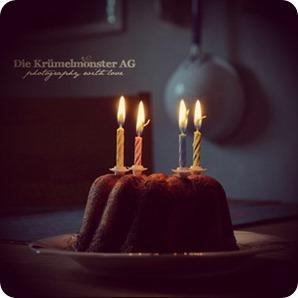 G wie Geburtstagskuchen #abcfee im Oktober