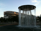 Jun 4 - Olympic Cauldron from 2000 games, Homebush, NSW