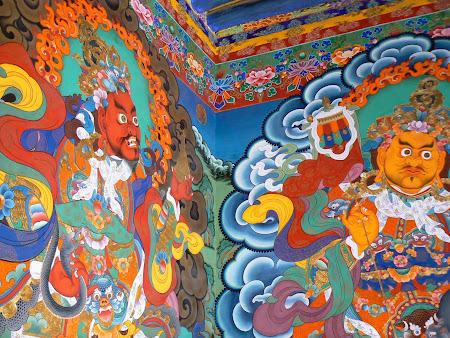 Tibet pictures: Ganden