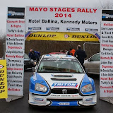 2014 MAYO STAGES