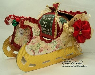 Merry Christmas Stocking6