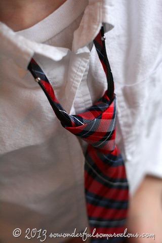 nautica boy tie