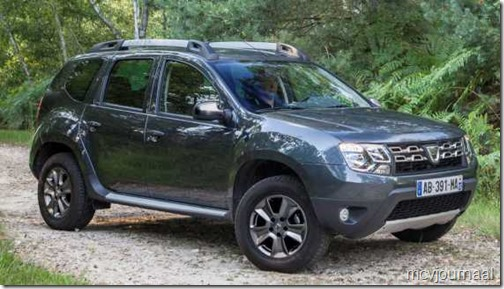 Facelift Dacia Duster 01