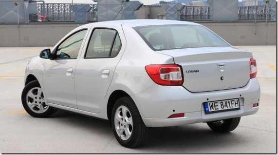 Dacia Logan Sedan 2013 11