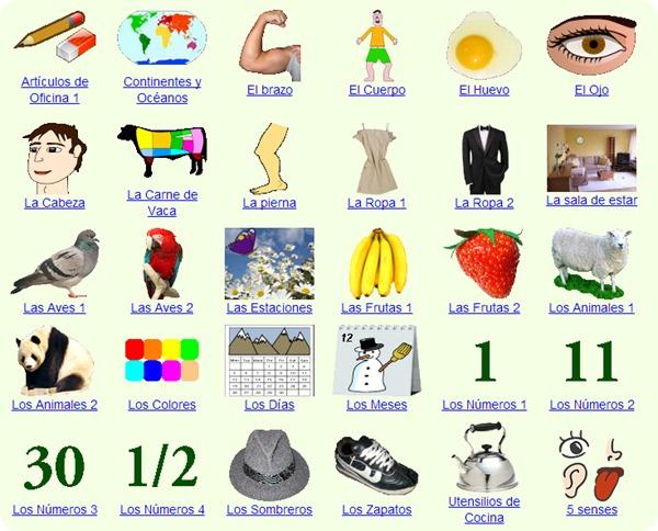clases de ingles online para niños y adultos gratis en linea con audio visuales.bmp