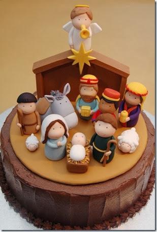 tartas navidad cosasparanavidad (2)