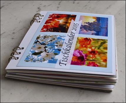 Tischkalender 2015 selbermachen basteln Blanko Vorlage 02