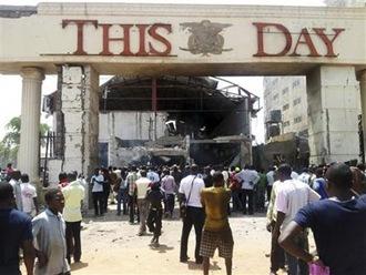 Nigeria-Bombing