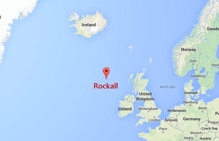 rockall-map