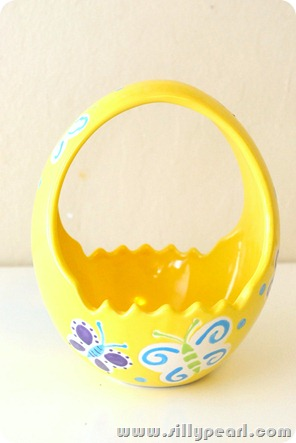 CeramicEasterBasket