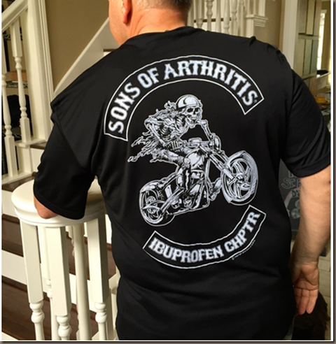 SONS OF ARTHRITIS 1