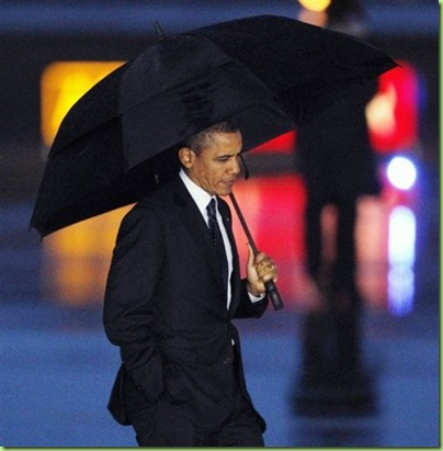 bo umbrella man