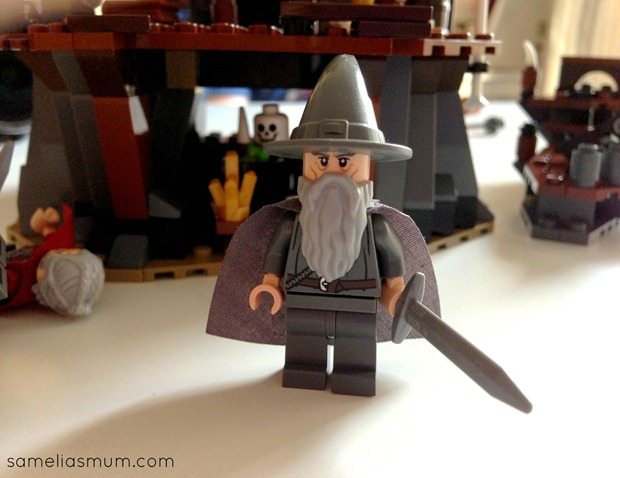 The Hobbit 4 Lego