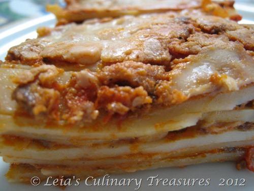 lasagna-veget