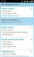 Screenshot of FONIC