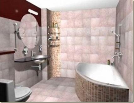 Baños Modernos con Tina6