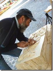 Capellino allo scalpello d'oro 2005 Sestriere