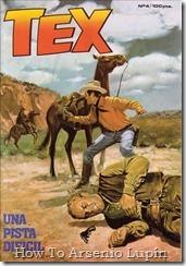P00004 - Tex  Una pista dificil #4
