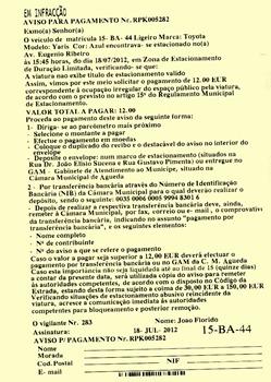 MULTA 1