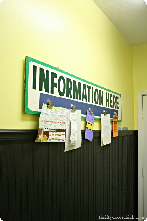 school paper organization