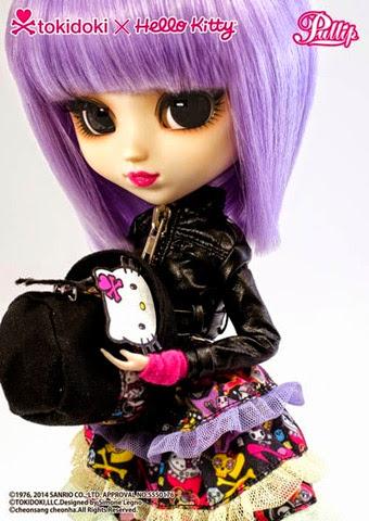 Pullip Violetta Tokidoki x Hello Kitty 04