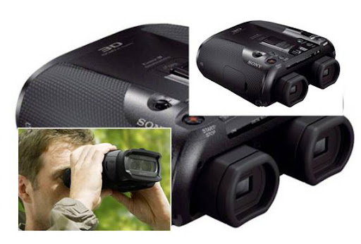 DEV-5 binoculars atau sony keker Dev-5