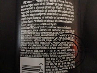 TRESemme Split Remedy Shampoo_5.JPG