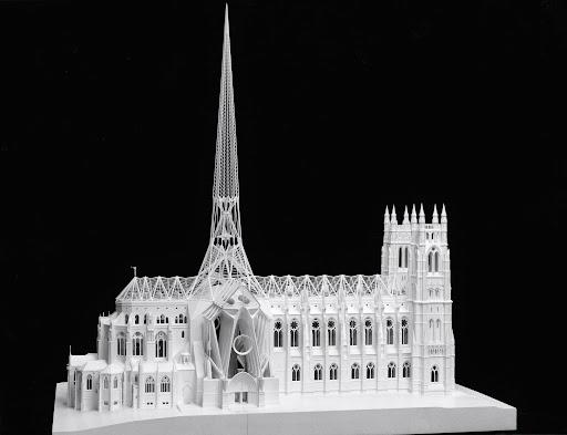 Catedral de San Juan el Divino, por Santiago Calatrava