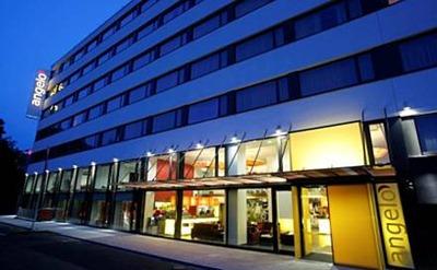 فندق انجلو ميونخ