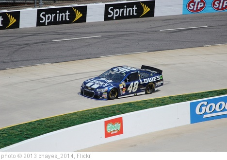 'Jimmie Johnson, 2013 STP Gas Booster 500' photo (c) 2013, chayes_2014 - license: http://creativecommons.org/licenses/by-sa/2.0/
