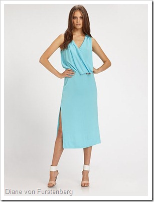 Diane von Furstenberg ZOoann Dress