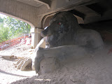 The Troll under the Aurora Bridge