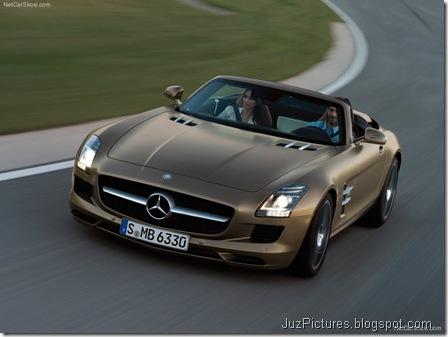 Mercedes-Benz SLS AMG Roadster2