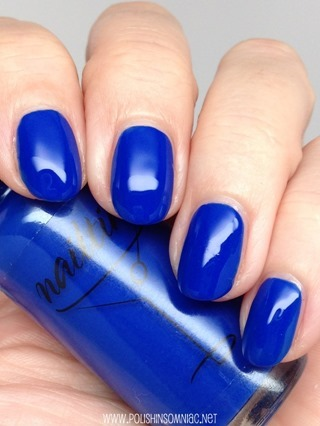 Nailtini Blue Magic