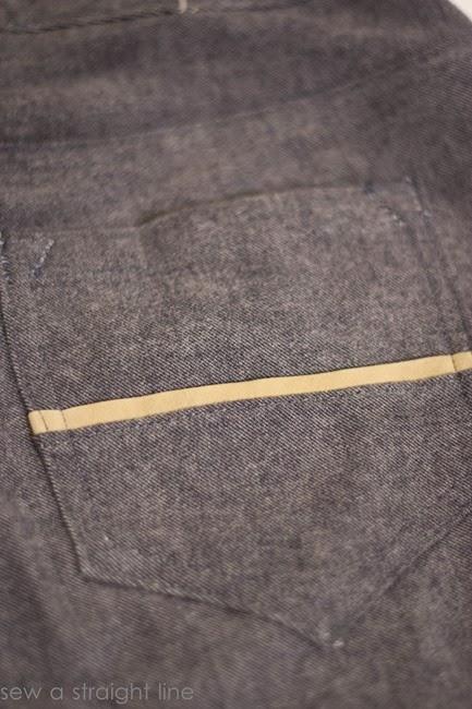 pockets flat felled seams jeans sew along sew a straight line-32