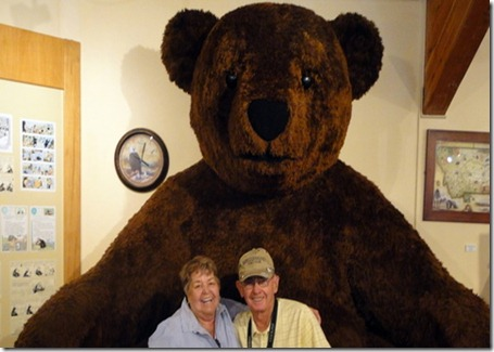 Bear Hugs!