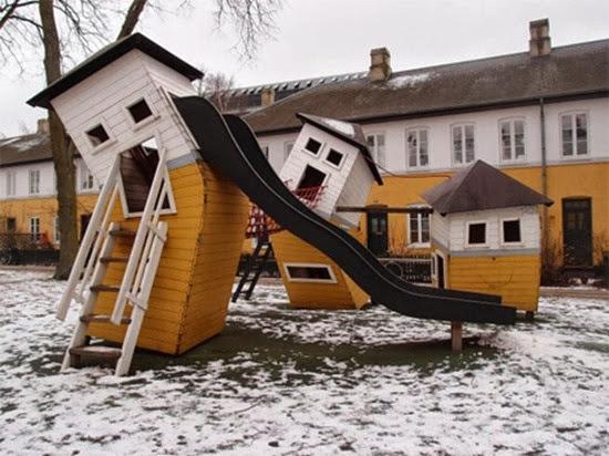 Parque infantil surreal 04