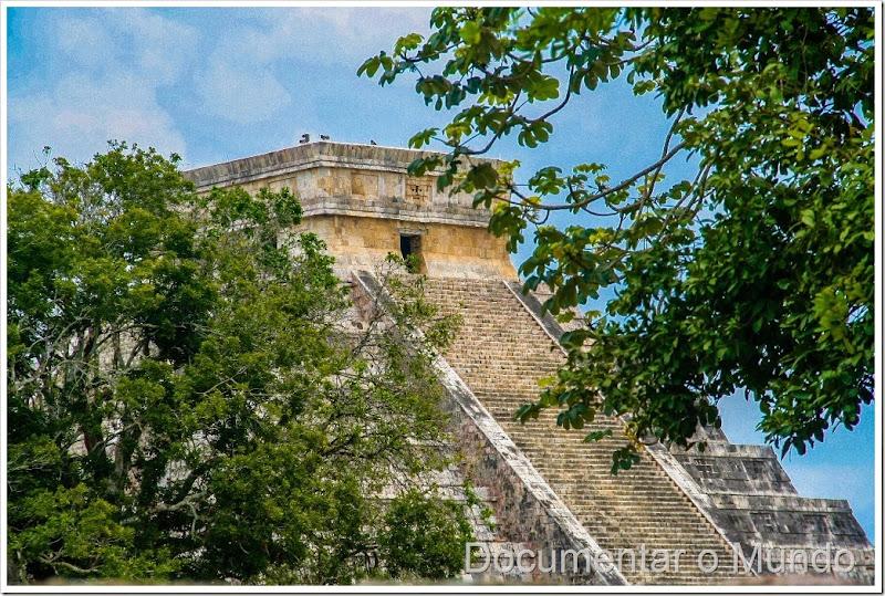 Pirâmide de Kukulkán; El Castillo; Chichén Itzá