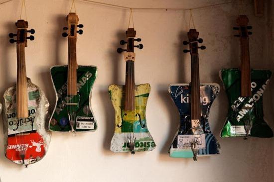 Instrumentos de lixo 05