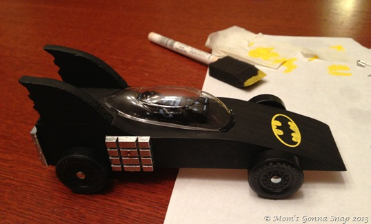 Pinewood Derby - Batmobile by MomsGonnaSnap (5)
