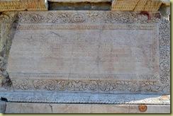 Nonius Balbo Inscription