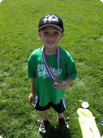 T-Ball Medal