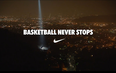 news basketballneverstops lebron 247 12 New Nike LeBron James Commercial Basketball Never Stops