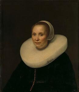 RIJKS: Abraham van den Tempel: painting 1646