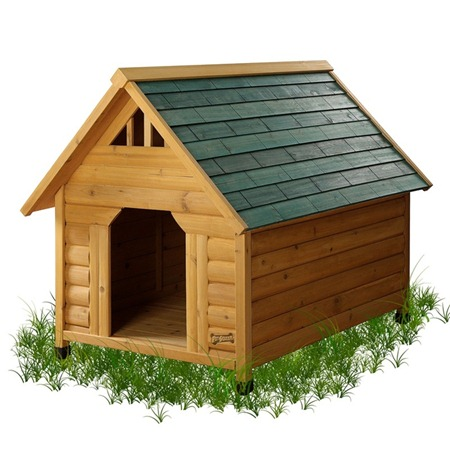 Alpine Lodge Dog House Medium-2