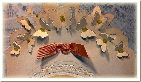 Flower Soft, Multi-Funtional Die Cut Card