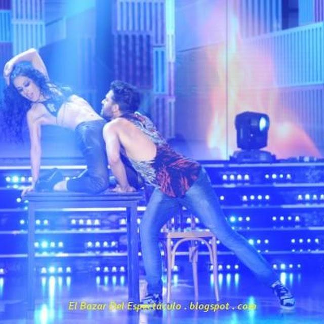Bailando 2014 Reggaeton Eliminado: Martes 14.10.14 fotos, puntajes, resumen ShowMatch