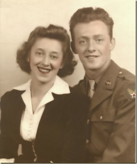 Tom and Gerda Wedding 1943 001